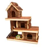 Trixie Natürliches lebendes Hamsterhaus Tammo