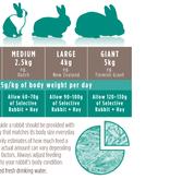 Supreme Selective Rabbit Mature 4+ 3 kg