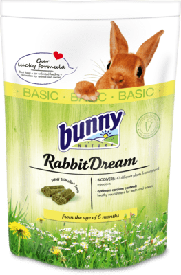 Bunny Nature Rabbit Dream Basic 1.5 kg