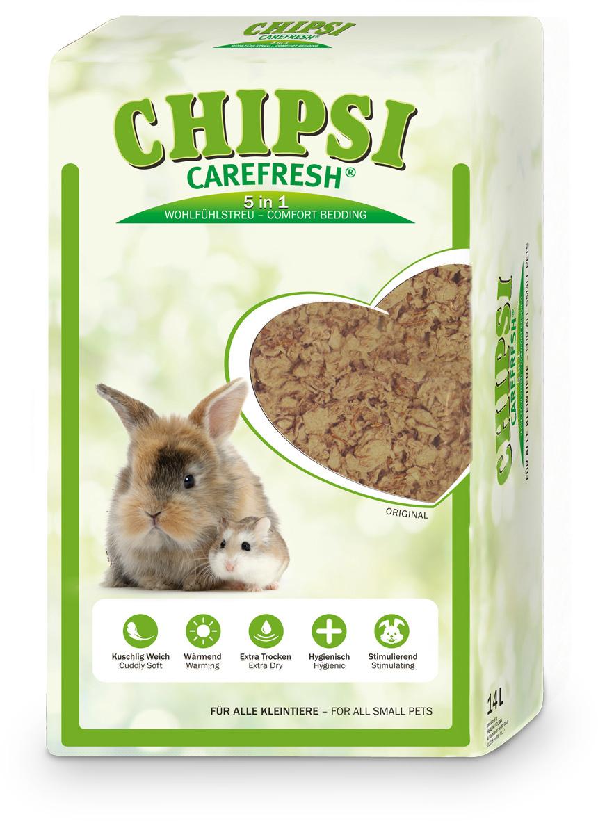 Chipsi Carefresh Original Ground cover