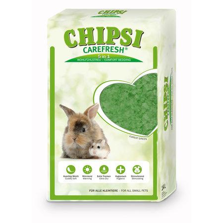 Chipsi Carefresh Forest Green Bodembedekking
