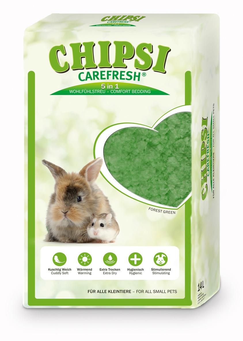 Carefresh Waldgrün 14 Liter