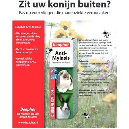 Beaphar Anti-Myiasis (Magenta-Krankheit) Spray 75 ml