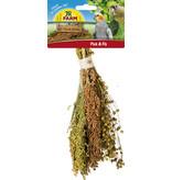 JR Farm Pick & Fly Dari, Gierst en Lijnzaad Oogst