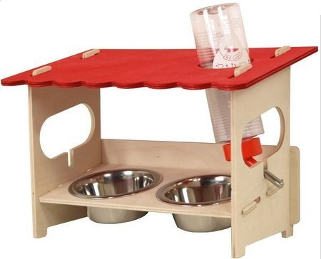 Rodent Snackbar with Bottle & Feeders 31 cm