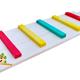 Knaagdierwinkel® Houten Trap Colour 50 cm