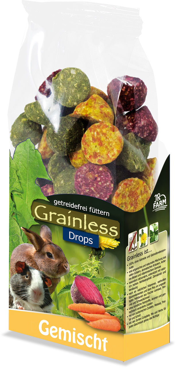 JR Farm Grainless Drops Mix