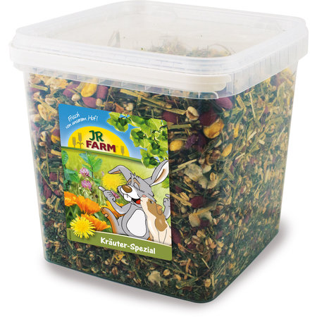 JR Farm Herbal Plus Mix Bucket 1.5 kg