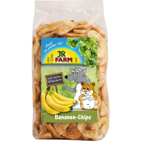 JR Farm Bananenchips 150 Gramm