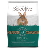 Supreme Selektives Kaninchen reif 4+