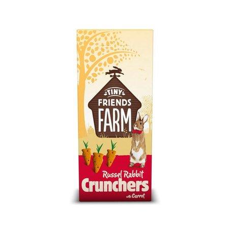 Supreme Russel Rabbit Crunchers Karotte 120 Gramm