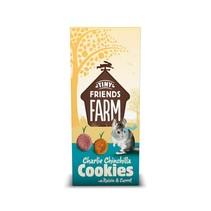 Charlie Chinchilla Raisin Cookies & Karotte