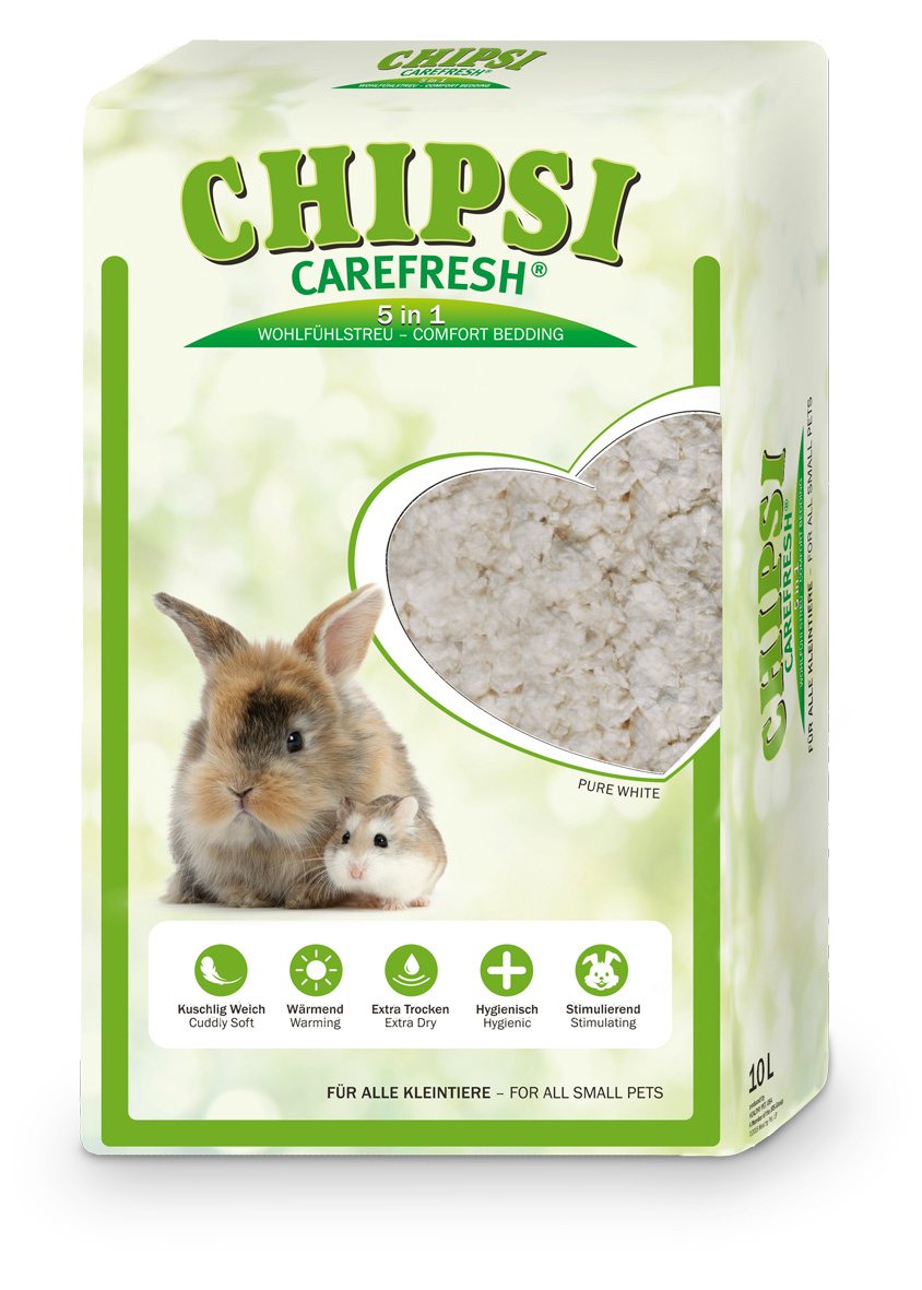 Chipsi Carefresh Pure White Bodendecker