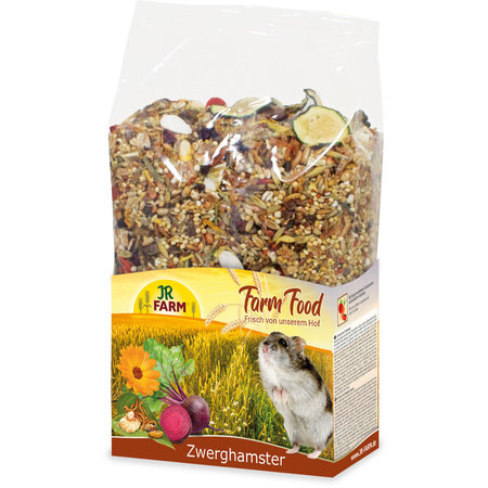JR Farm Farm Food Zwerghamster Erwachsener 500 Gramm
