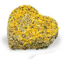 Kornloses Kräuter- & Blütenherz
