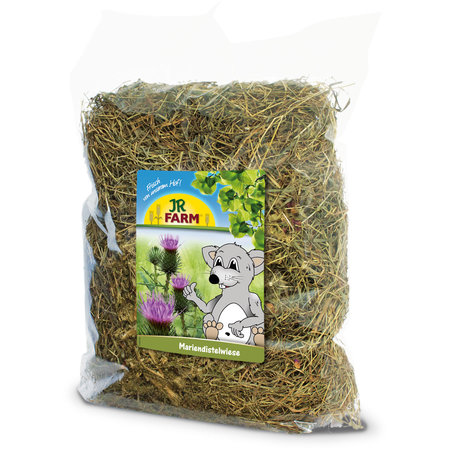 JR Farm Mariendistel Meadow Heu 500 Gramm