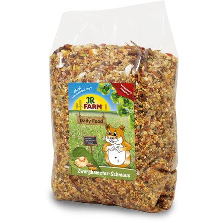 JR Farm Dwerghamster Schmaus 600 gram
