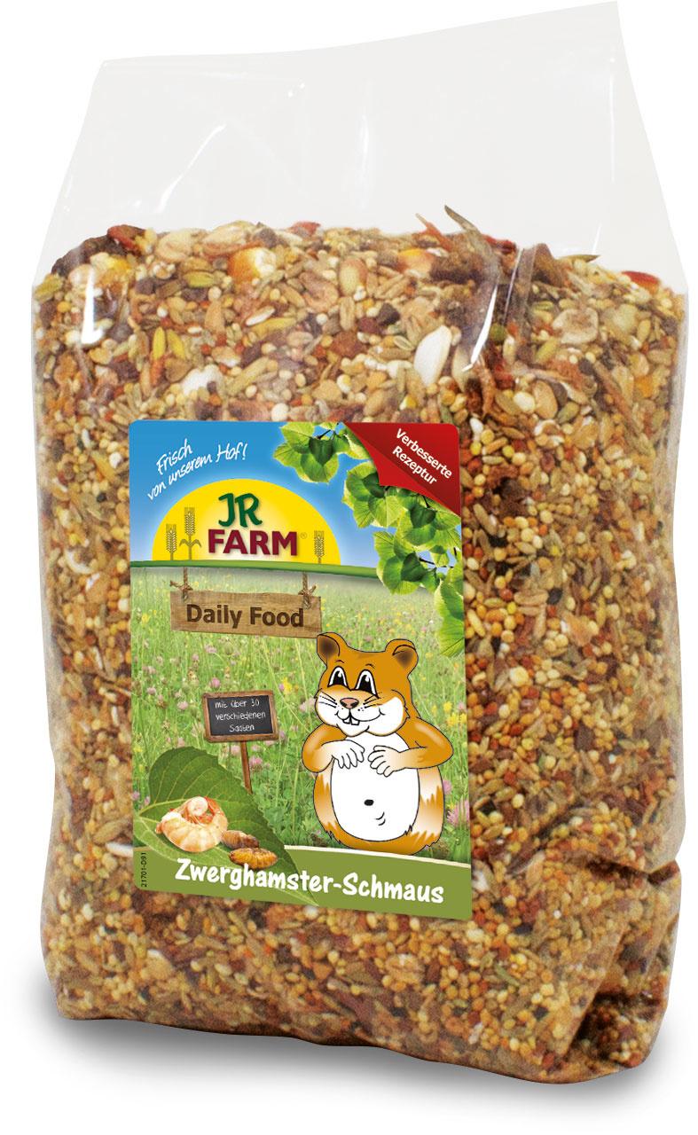 JR Farm Dwarf Hamster Schmaus 600 grams