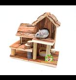 Trixie Natürliches lebendes Hamsterhaus Birte