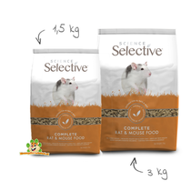 Selective Rat  & Muis