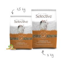 Selektive Ratte & Maus