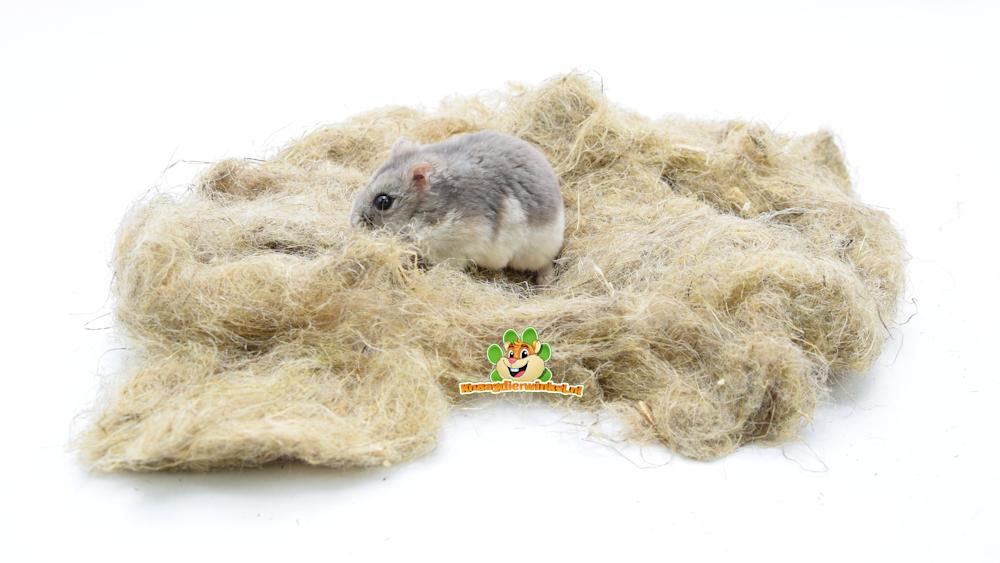 Hempflax Hemp Nest material 50 grams