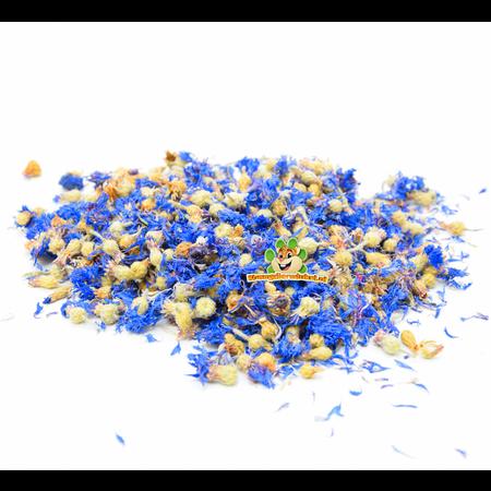 Knaagdierwinkel® Gedroogde Korenbloem Blauw