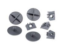 L373 Set 4 Gray Screws