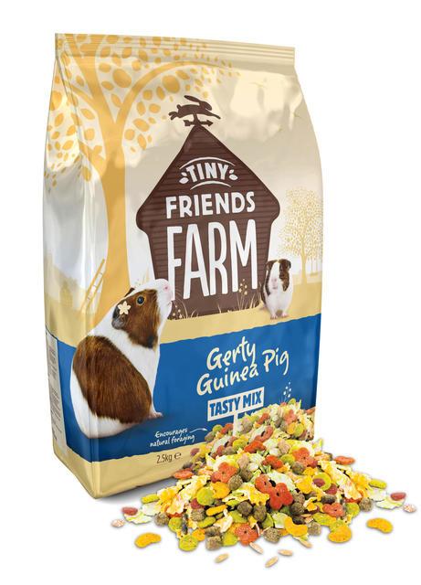 Supreme Gerty Meerschweinchen Tasty Mix