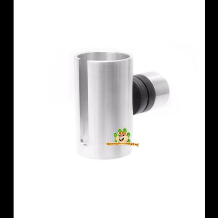 Knaagdierwinkel® Flaschenhalter aus Aluminium