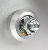 Knaagdierwinkel® Aluminium-Laufrad