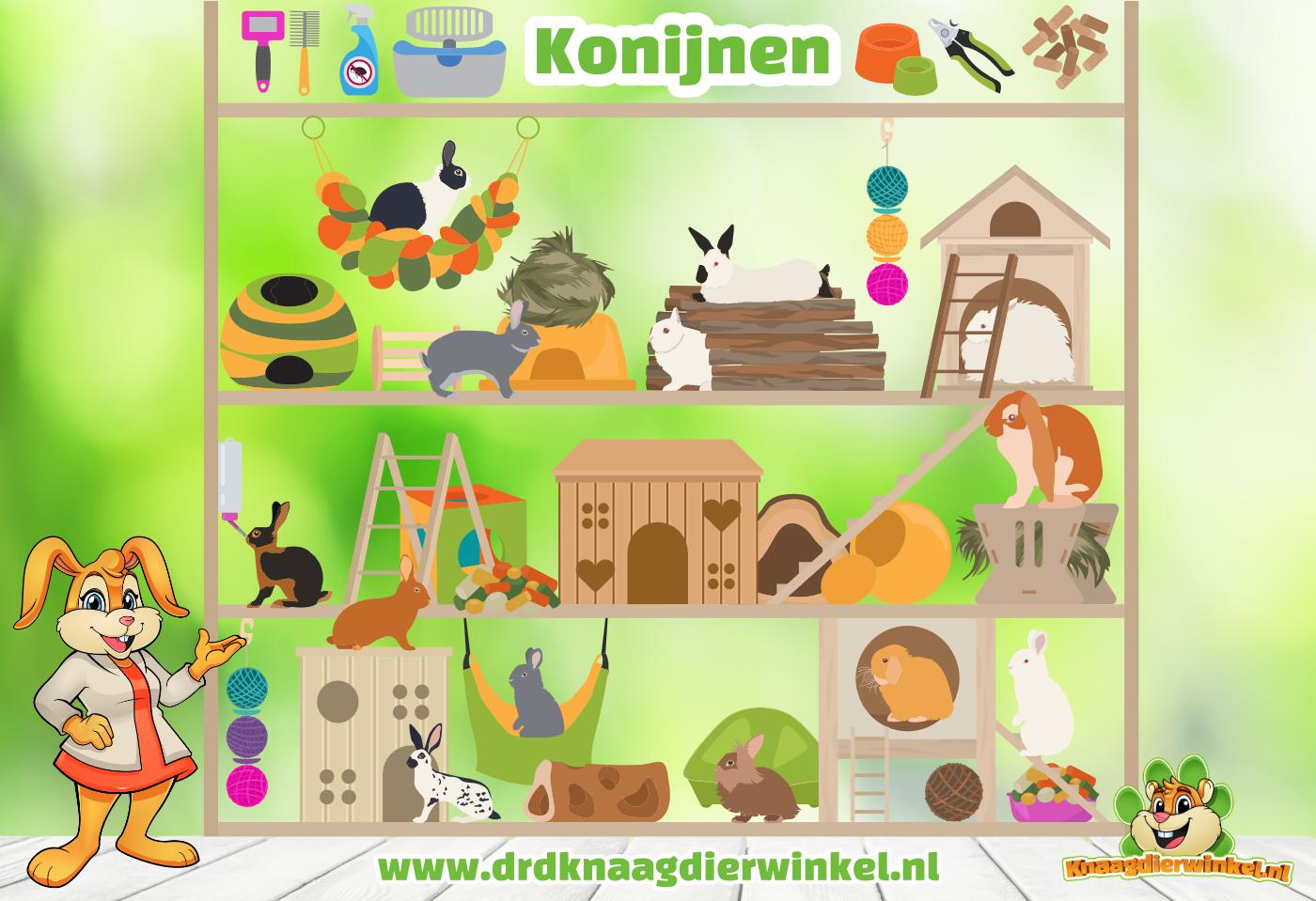 konijnen informatie