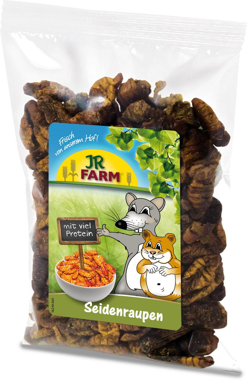 JR Farm Zijderupsen