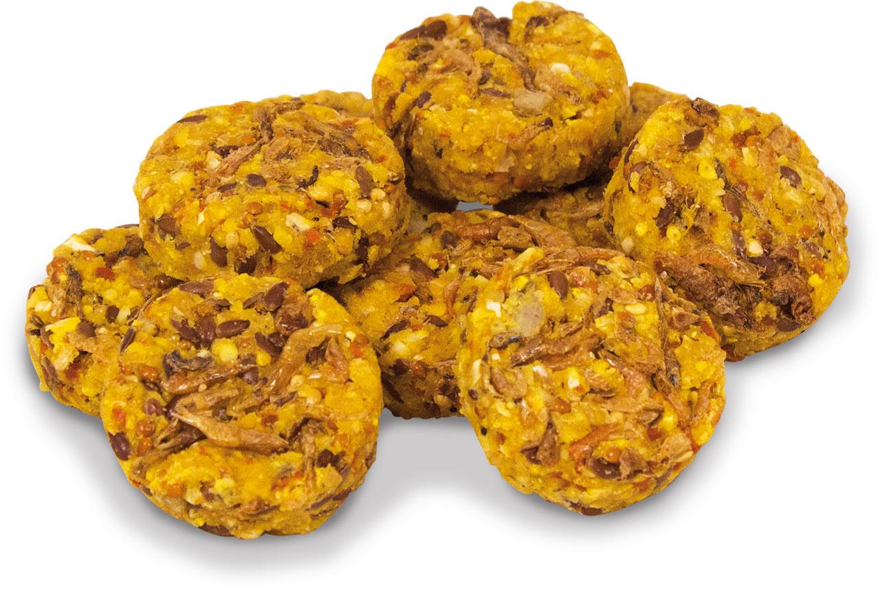 JR Farm Shrimp Cookies
