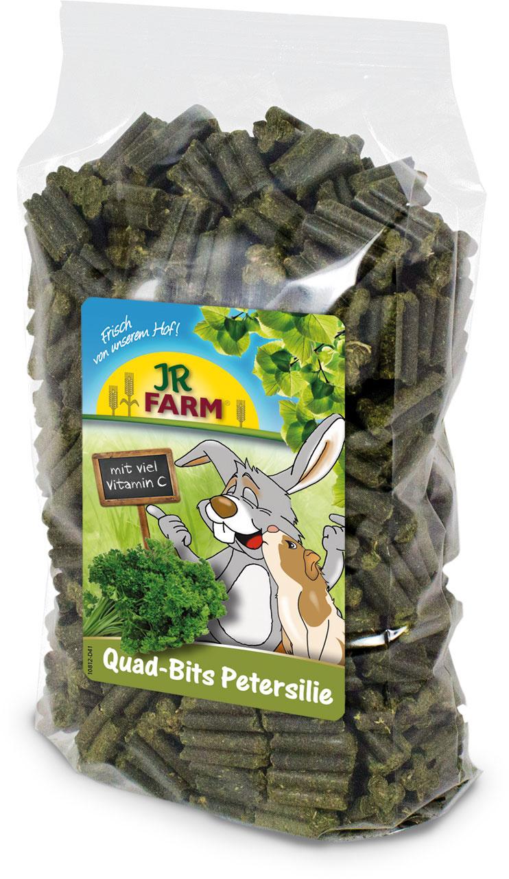 JR Farm Quad-Bits Parsley Pellets 300 grams