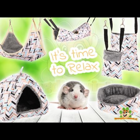 Rodent Clara hanging bag