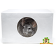 Knaagdierwinkel® Aluminum Chinchilla House 30 cm
