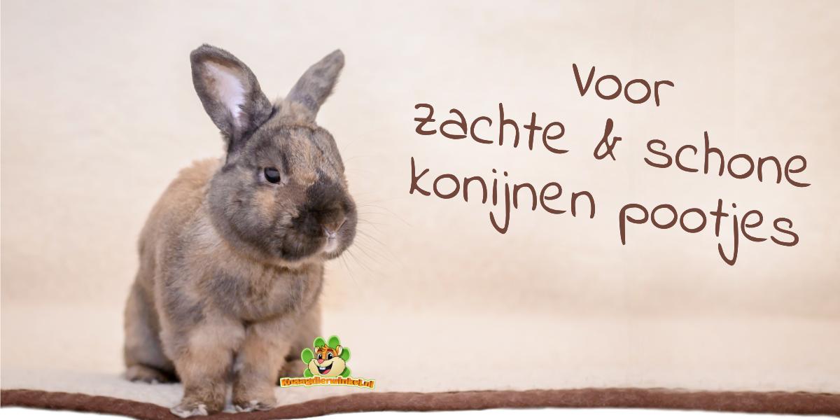bodemmatten voor konijnen