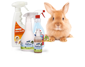Rabbits Cleaning Products