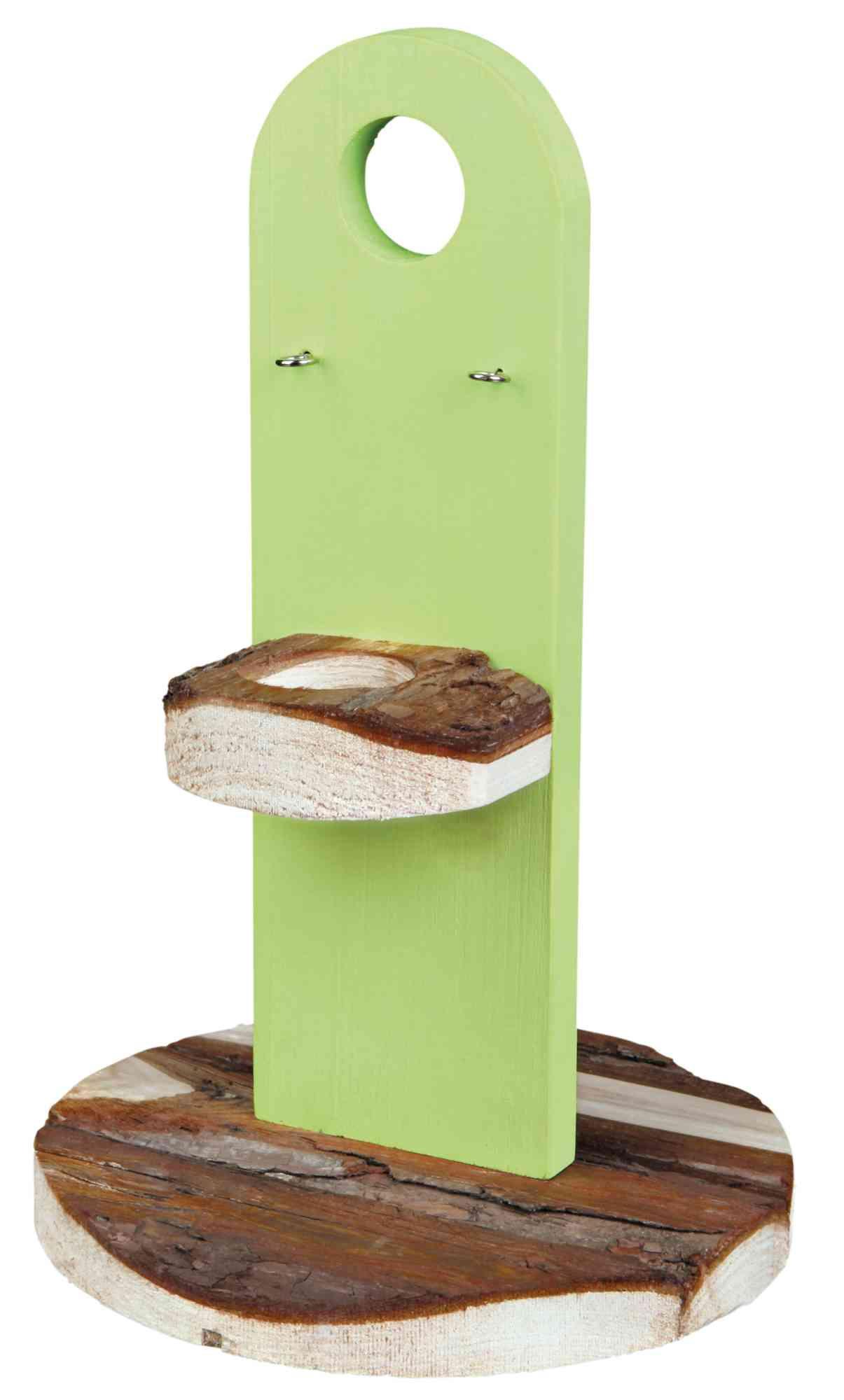 Trixie Trinkflaschenhalter aus natürlichem lebendem Holz