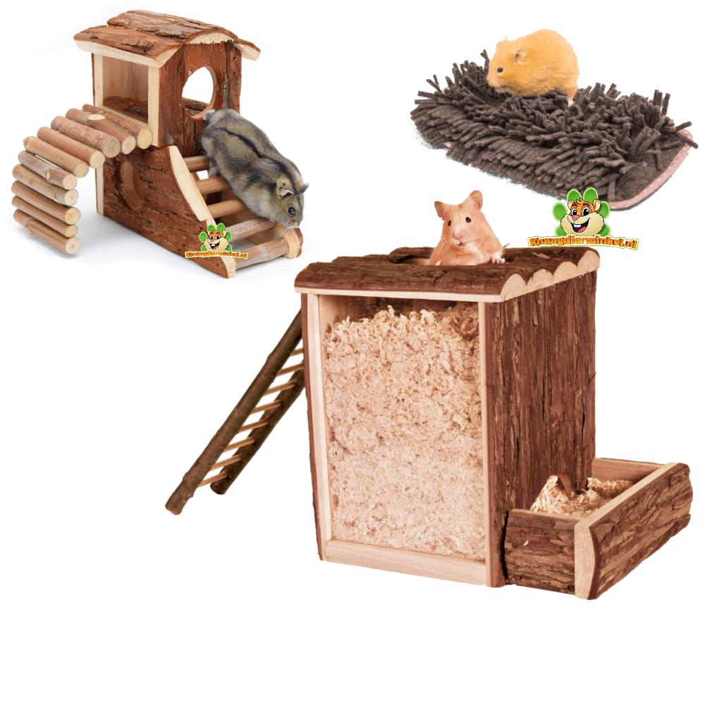 Hamsterspielzeug und Zwerghamsterspielzeug