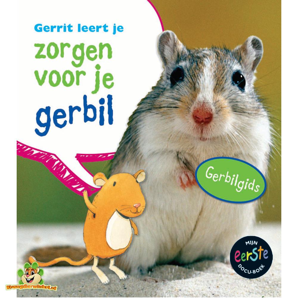 Gerrit lehrt dich, auf deine Rennmaus aufzupassen