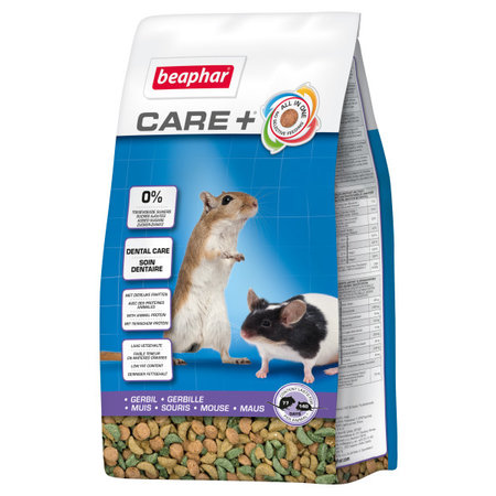 Beaphar Care Plus Mouse and Gerbil 700 grams