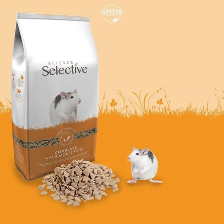 Supreme Selective Rat & Mouse