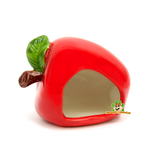 Happy Pet Ceramic House Apple