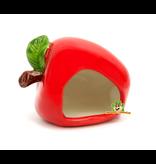 Happy Pet Keramikhaus Apfel