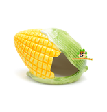 Happy Pet Ceramic House Corn