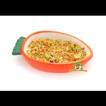 Carrot Food Bowl 13 cm