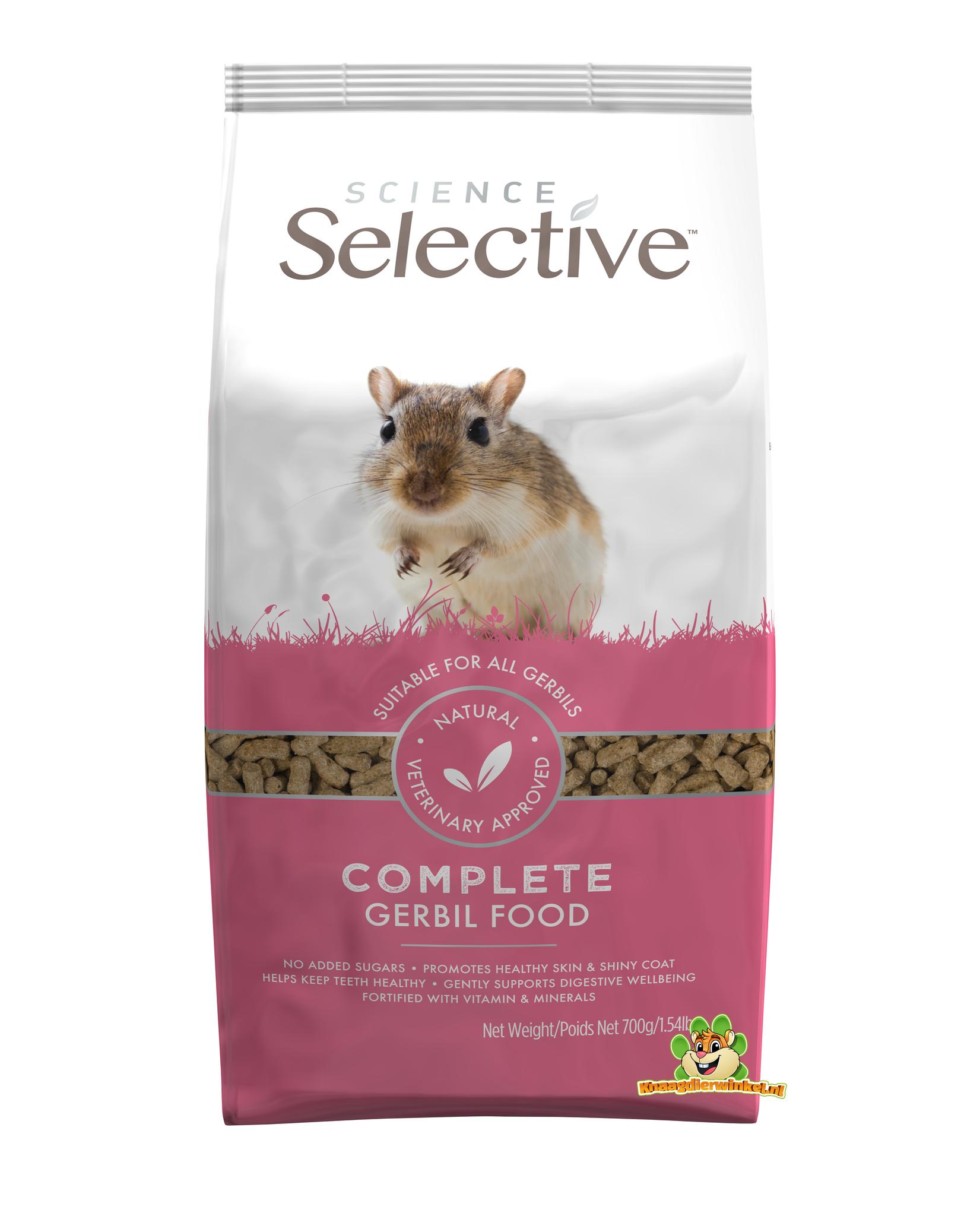 Supreme Selective Gerbil 700 gram