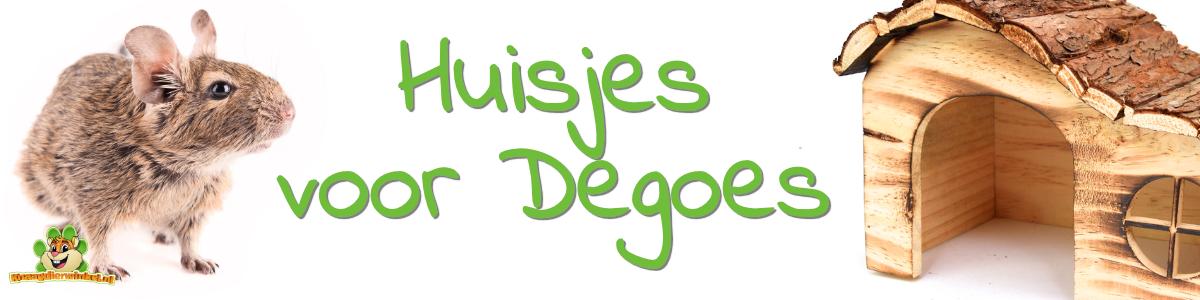 degu houses